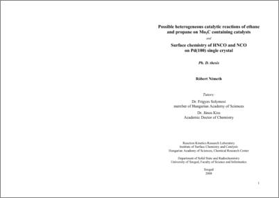Robert morris phd thesis